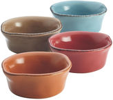 Rachael Ray Cucina 4-pc. Stoneware Dipping Cup Set