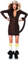 Leg Avenue Women's Cozy Monkey Costume