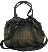Giorgio Brato Studded Shoulder Bag