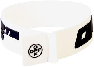 Off-White Branded Bracelet