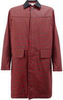 Stella McCartney Houndstooth coat