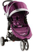 Baby Jogger City Mini® 3-Wheel Single Stroller in Purple/Grey