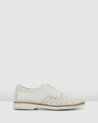 Hush Puppies Women's Neutrals Casual Shoes - Danae - Size One Size, 12 at The Iconic
