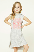 Forever 21 FOREVER 21+ Girls I Love You Top (Kids)