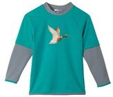 Stella Cove Boy's Duck Rashguard