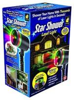 As Seen On TV Star Shower Laser Light Projector Green