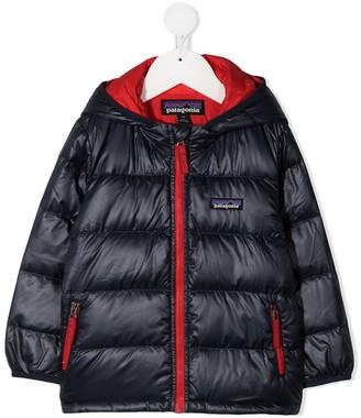 Patagonia Hi-Loft down-padded jacket