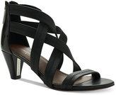 Donald J Pliner Vida Strappy Crisscross Sandals