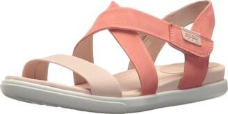 Ecco Women's Damara Strap Sandal Gladiator