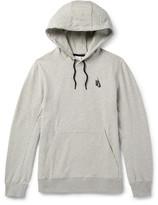 Nike - Nikelab Essentials Mélange Stretch-cotton Jersey Hoodie
