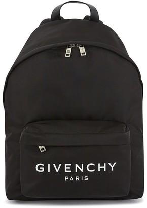Givenchy Logo urban backpack