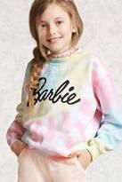 Forever 21 FOREVER 21+ Barbie Tie-Dye Pullover (Kids)