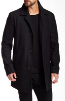 Kenneth Cole New York Textured Pattern Coat