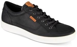 Ecco Men's Soft 7 Long Lace Sneaker Men's Shoes