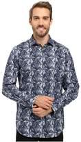 Bugatchi Luca Long Sleeve Woven Shirt