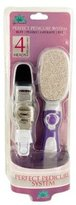 Kole Imports Perfect Pedicure System Pack - Set of 4