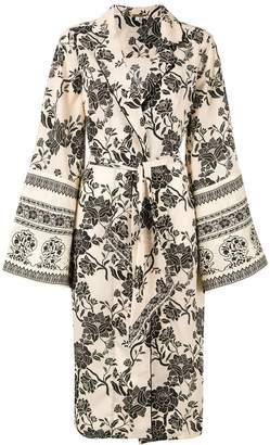 Johanna Ortiz kimono coat