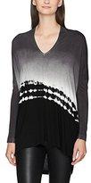 Religion Women's Iridescent Top T-Shirt,(38 EU)-Manufacturer size - S
