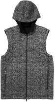 Banana Republic Reversible Hooded Vest