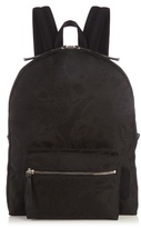 Alexander Mcqueen Camoskull-jacquard Backpack