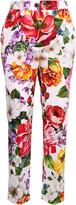 Dolce & Gabbana Viscose Trousers