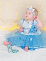 Disney Princess Cinderella - Baby Costume With Free Book