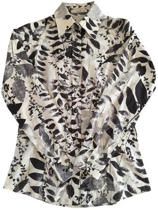 Etro Beige Cotton Top for Women