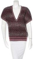 Missoni Oversized Metallic Sweater