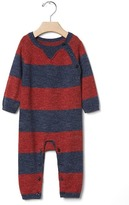 Gap Stripe marl sweater one-piece