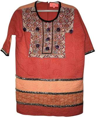 Manoush \N Orange Glitter Top for Women