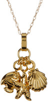 Candela 14K Yellow Gold Sea of Life Necklace