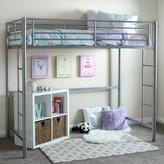 Home Loft Concepts Metal Twin Loft Bed
