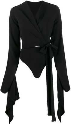 Alchemy Wrap Style Front Top