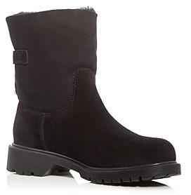 La Canadienne Honey Shearling Lined Waterproof Boots