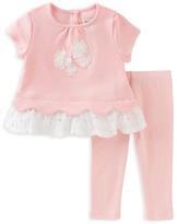 Absorba Girls' Tee & Leggings Set - Baby