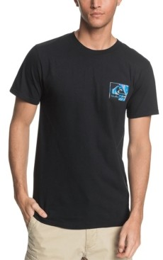 Quiksilver Men's Fractal Logo Tee