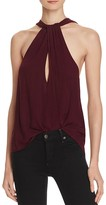 Free People Twist and Shout Sleeveless Top