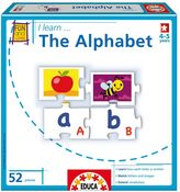 I Learn... The Alphabet by Educa