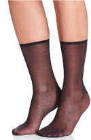 Hue Women's Sheer Anklet Socks
