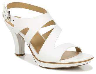 Naturalizer Frisco Strappy Block Heel Sandal - Wide Width Available
