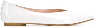 Repetto Pointed Ballerina Shoes