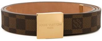 Louis Vuitton 2003 Ceinture Carre belt