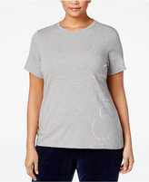 Calvin Klein Plus Size Logo T-Shirt