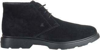 Hogan H393 Ankle Boots
