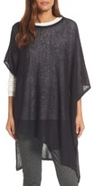 Eileen Fisher Women's Cashmere & Silk Poncho