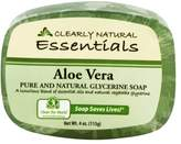 Clearly Natural Essentials Pure and natural glycerine soap 4 oz