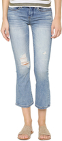 Blank The Cropped Micro Flare Jeans