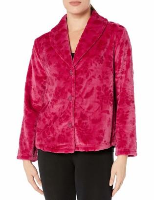 Karen Neuburger Women's Pajamas Bed Jacket Cropped Pj Robe