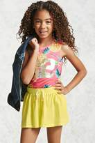 Forever 21 Girls Drawstring Shorts (Kids)