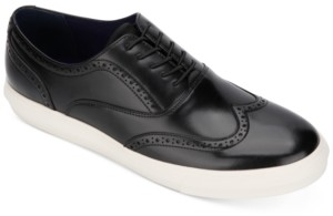 Kenneth Cole Reaction Men's Reem Wingtip Sneaker Oxfords Men's Shoes